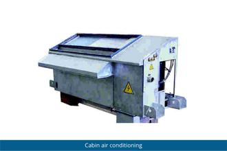 Climatisation cabine - hubspot EN