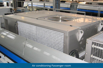 Climatisation salle passagers - hubspot EN