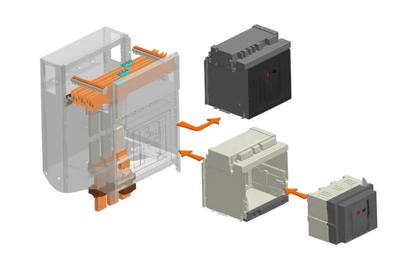 circuit beaker retrofit