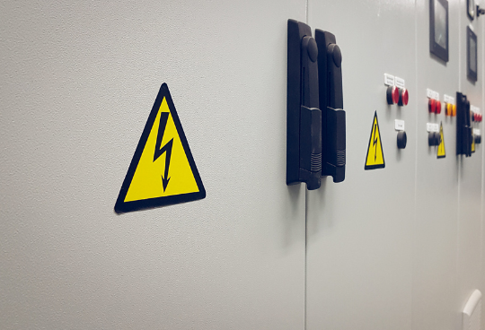 Why is the safety of your electrical room important?