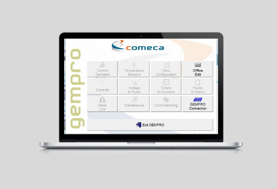 COMECA GemPro Software release, what's new?