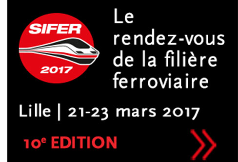 Come and meet us at SIFER exhibition France